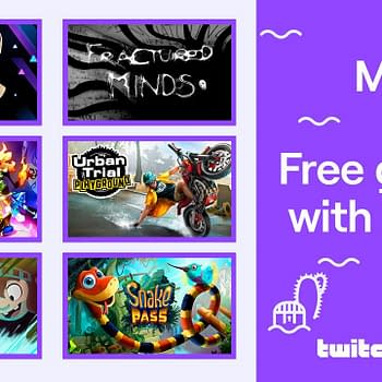 Twitch Prime Free Games May 2020