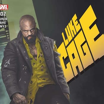 Luke Cage #2 Review: Slow A Little Confusing But Stays Enjoyable