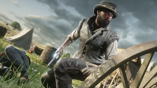 """""""Red Dead Online's"""" Latest Legendary Bounty is Sergio Vincenza"""