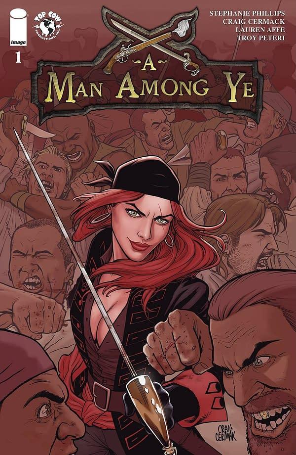 A Man Among Ye #1 Main Cover
