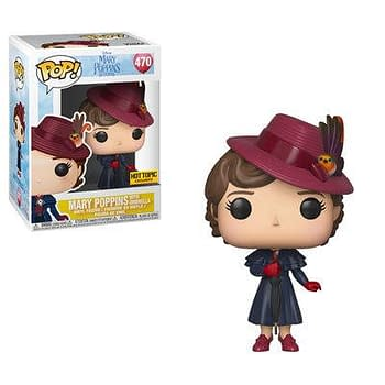 Funko Mary Poppins Pop 5