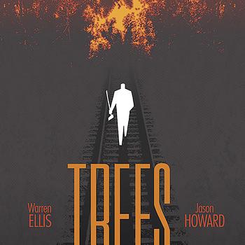 Warren Ellis' Trees Epic Returning in Sept-TIMBER