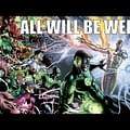 A Comic Show &#8211 Bounce Sex And Green Lantern