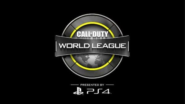 The 2018 Call of Duty World Championship Starts Today