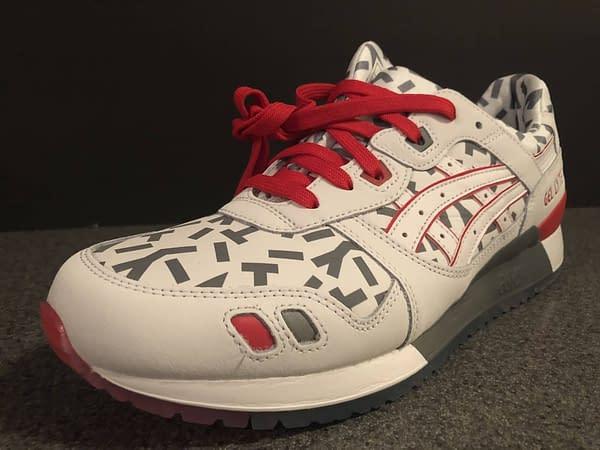 GI Joe Asics Shoes 10