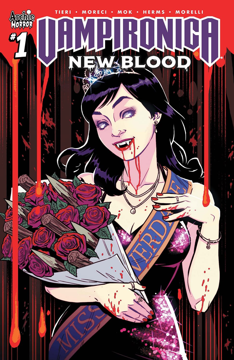 Vampironica: New Blood #1 Preview
