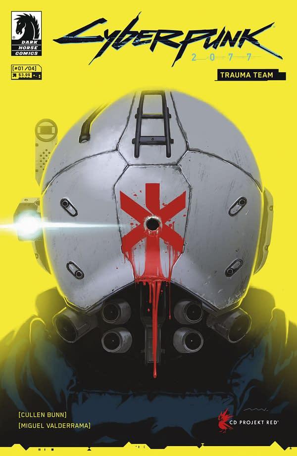 Cyberpunk 2077 Gets a New Comic From Cullen Bunn, Miguel Valderrama.