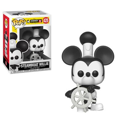 Funko Disney Steamboat Willie