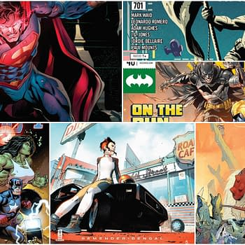 Comic Book Wins and Losses Week of May 2nd 2018: Were Back Baby