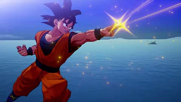 "New ""Dragon Ball Z: Kakarot"" Trailer Channels the Classic Dub"