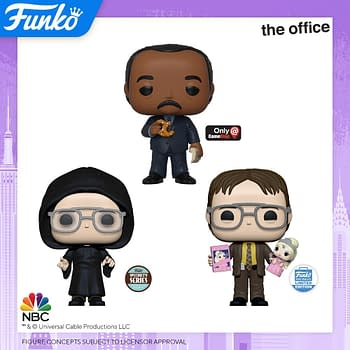 """Funko New York Toy Fair Reveals - """"The Office"""""""