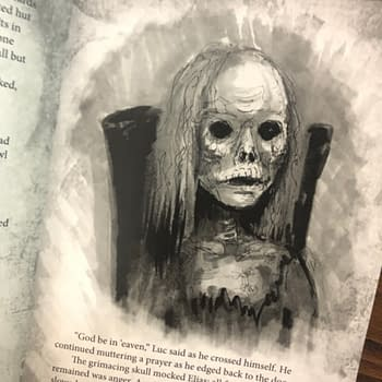 Braving the Swamp - The Ghoulish Grimoire #6 Brings Voodoo to Horror Fans