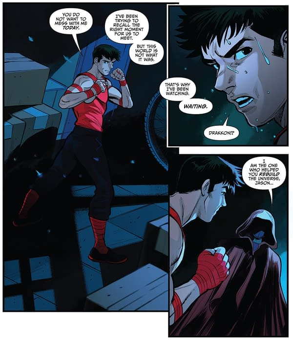 The Origin of The All-New Power Rangers Team in Go Go Power Rangers #21 (Spoilers)