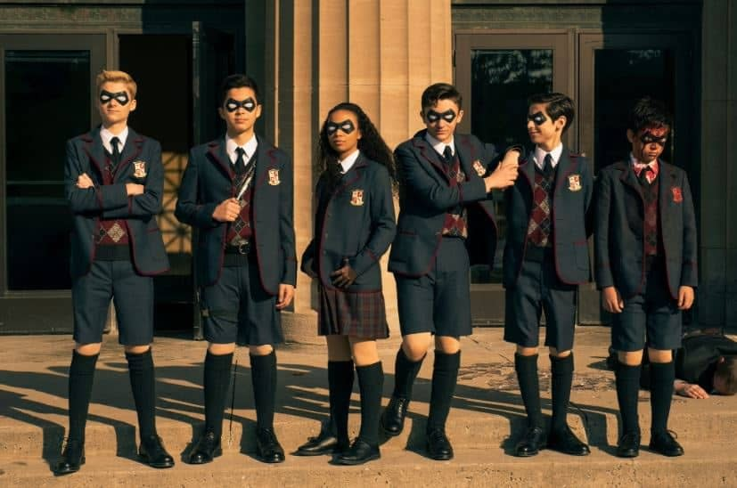 'The Umbrella Academy': Netflix Takes You Behind the Dysfunctional Curtain [VIDEO]