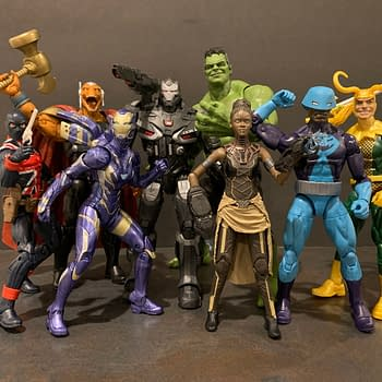 Marvel Legends Avengers Endgame Wave 2: Lets Take a Look