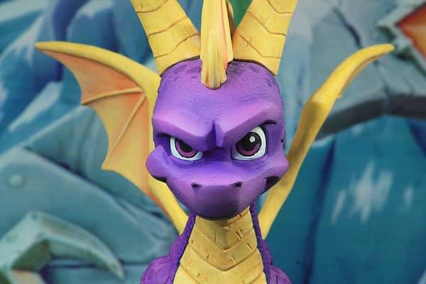 NECA Spyro The Dragon Figure 4