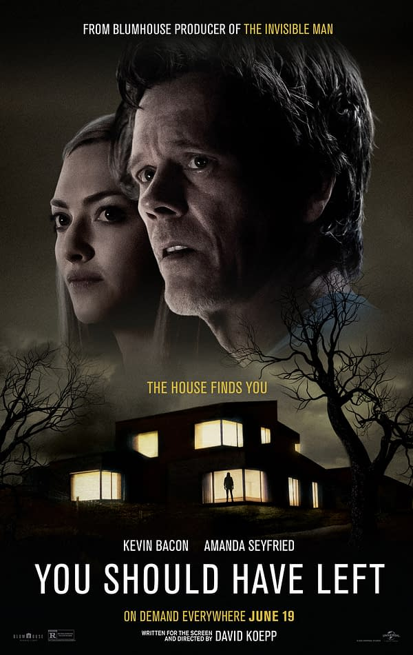 You Should Have Left Trailer Debuts, Blumhouse Film On Demand June 19th