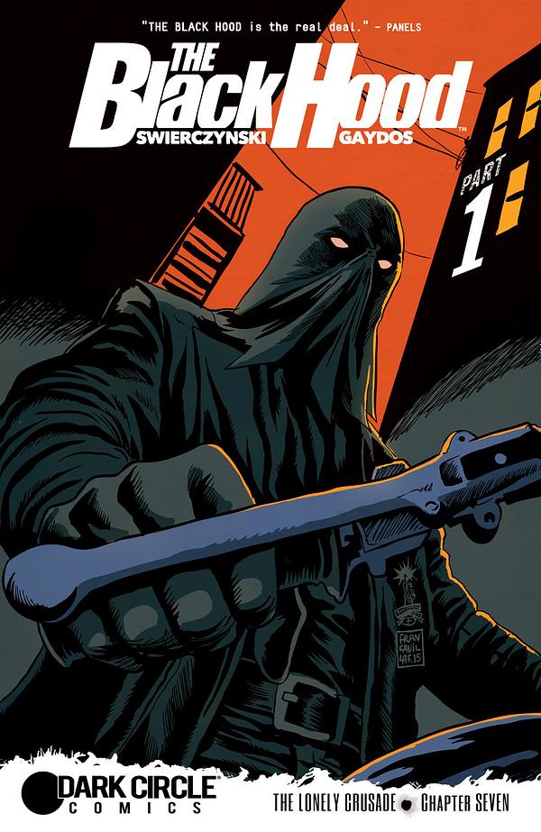 BlackHood#7RegCover