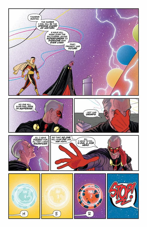Dial H for Hero #12 [Preview]