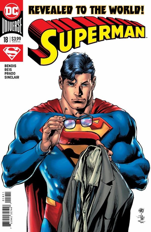 DC Comic SUPERMAN 3 August 2019
