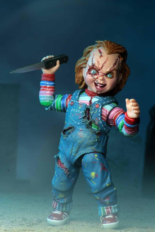 NECA Bride of Chucky Set 5