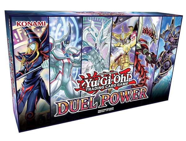 Konami Releases Info on Upcoming Yu-Gi-Oh! TCG Duel Power Cards