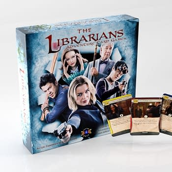 The Librarians: Adventure Card Game Announced For Tabletop