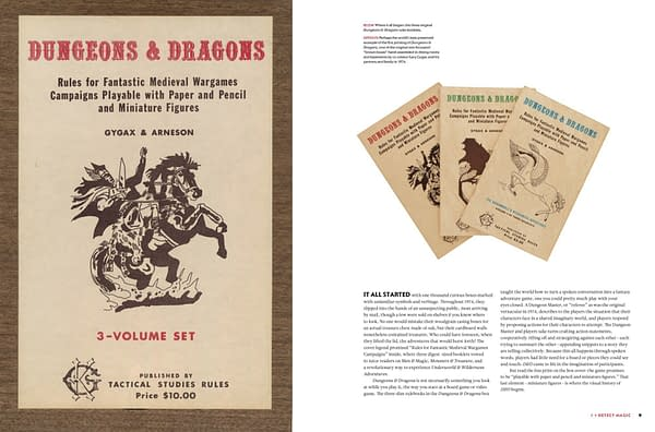 Roll History Check — We Review Dungeons & Dragons Art & Arcana: A Visual History