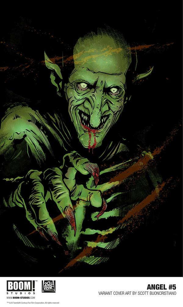 Hellmouth: BOOM! Plans a Buffyverse Super-Mega-Crossover Event for September