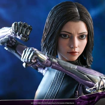 Alita Battle Angel Hot Toys 21