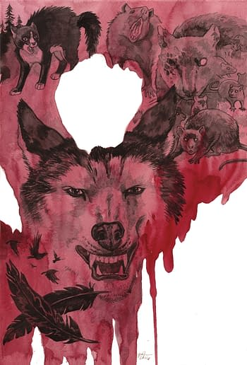 Beasts of Burden: The Presence of Others - Fluffy AND Violent!