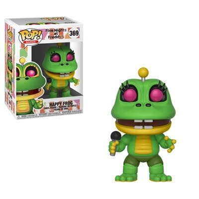 Funko Five Nights at Freddy's Happy Frog Pop