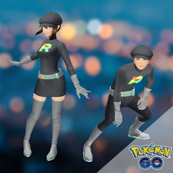 """Team Rocket Officially Invades """"Pokémon GO"""" This Week"""