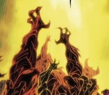 Dark Ark #5 cover by Juan Doe