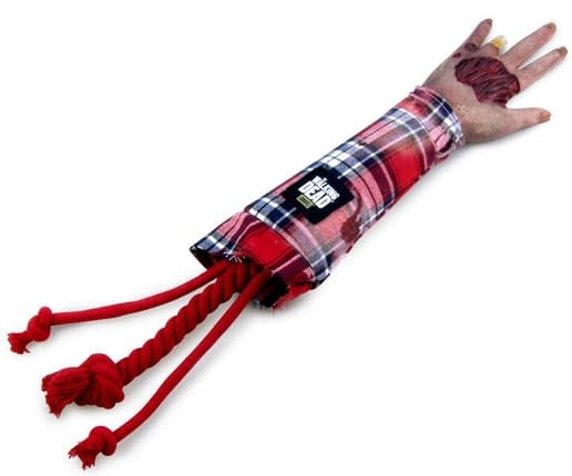 10 Pet Toys Of The Walking Dead – From Severed Arms To Well Walkers