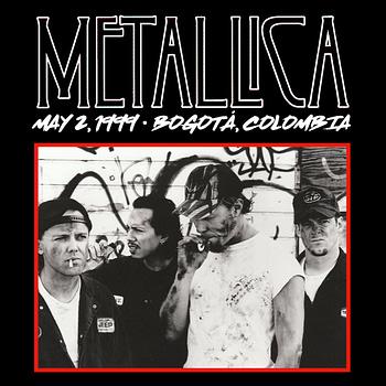 Metallica Mondays Presents Their First Trip To Columbia This Week