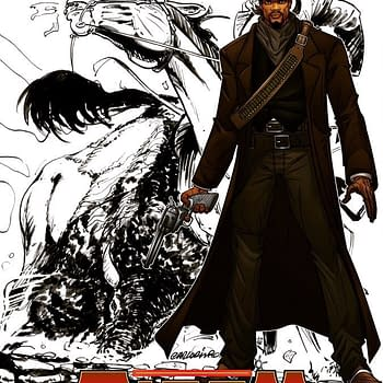 New Kevin Grevioux and Isaiah Washington Superhero Comic Announced at the Black Panel &#8211 SDCC18