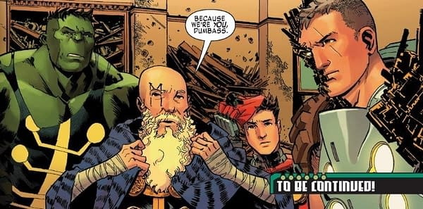 X-ual Healing: Moronic Mutant Mayhem in Multiple Man #1