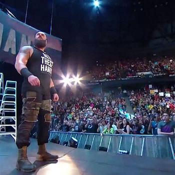 Monday Night RAW Braun Strowman