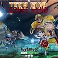Welcome To The Thunderdome Teen High Zombie Squad