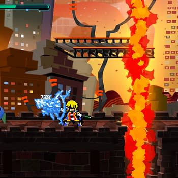 "Arc System Works Mixes Multiple Games Into ""Code Shifter"""