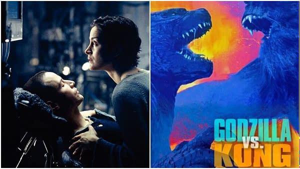 La matrice 4 à 2022, Godzilla Vs. Kong à 2021, et plus de changements de date