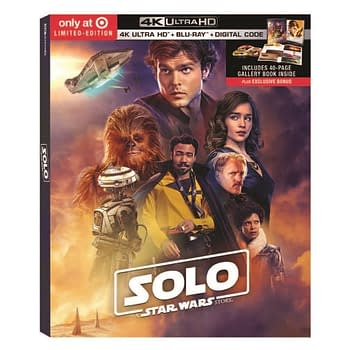 Target Best Buy Have Solo: A Star Wars Story DVD Blu-ray Pre-Orders Available
