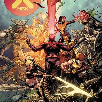 X-ual Healing X-Men #8