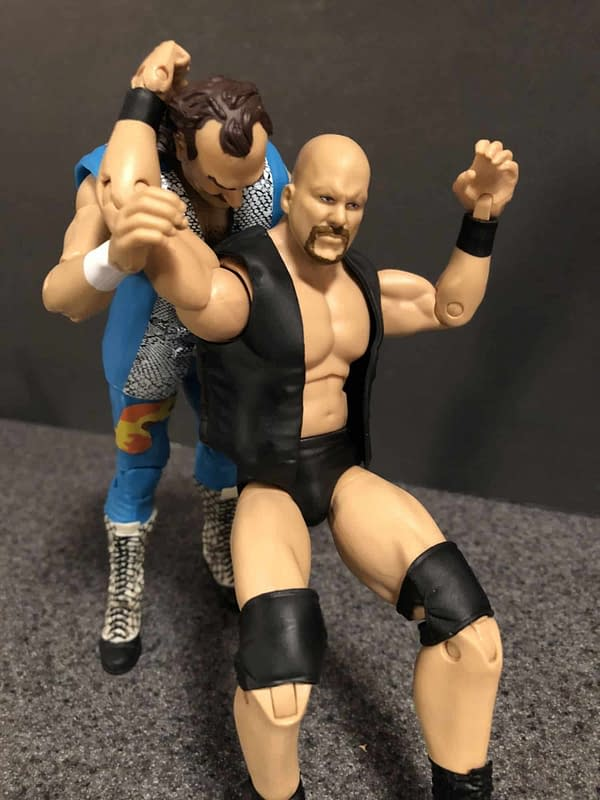 Mattel WWE Flashback Elites 22