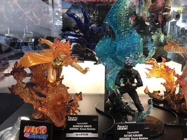 New York Toy Fair: 60 Pics From the Tamashii Nations Booth!