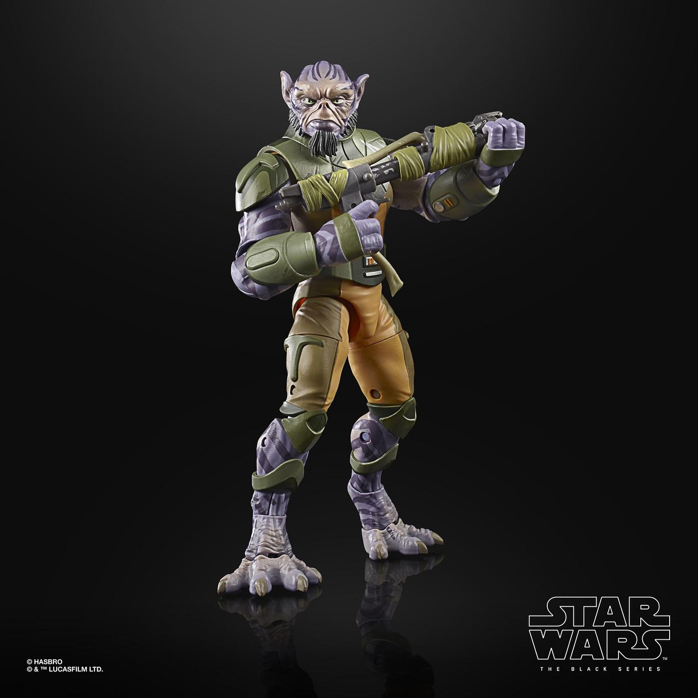 "Star Wars: Rebels Garazeb ""Zeb"" Orrelios Coming Soon from Hasbro"