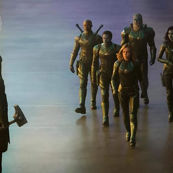 10 Photos from Captain Marvel: Skrull Mar-Vell and Ronan