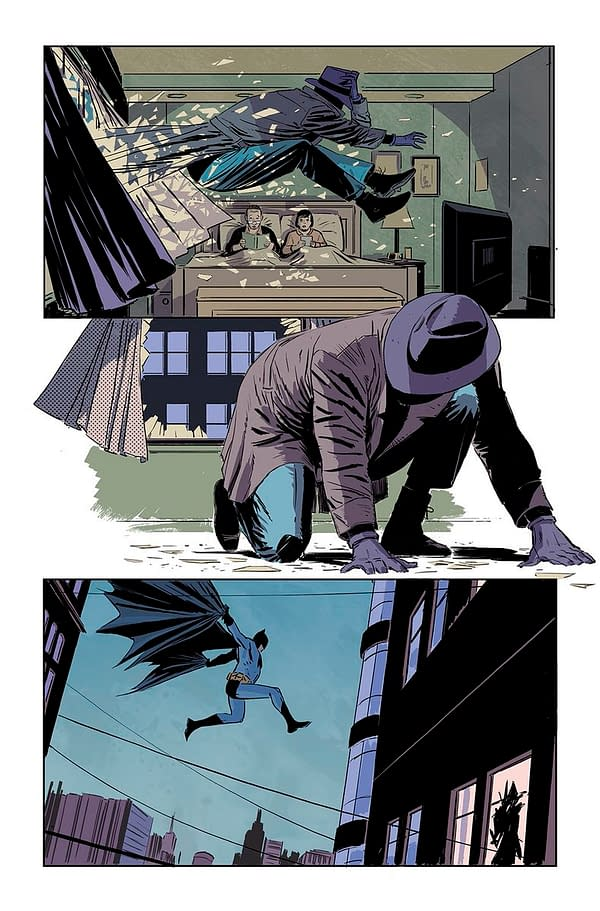 Tom King and Lee Weeks Put a Secret Looney Tunes Crossover in Batman #67