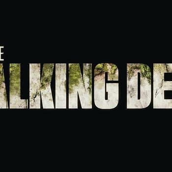 The Walking Dead logo (Image: AMC)